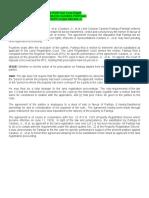CAOIBES, JR., et al. vs. CAOIBES-PANTOJA Case Digest