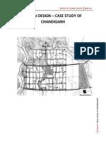 Urban design - case study of Chandigarh.pdf