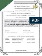 La place de la finance islamique dans le financement des petites et moyennes entreprises en Algérie ( PDFDrive.com ).pdf