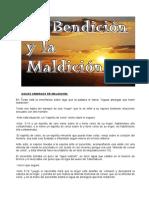 AGUAS AMARGAS DE MALDICION