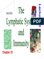 Lecture 20 Notes Online - Lymphatic System student 2010