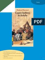 EBOOK Mouloud Mammeri - Contes Berberes De Kabylie.pdf