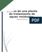 Diseño de una Planta de Tratamiento de Aguas Residuales