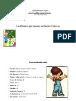 proyecto de aprendizaje planificacion