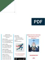 Programa Año Deportivo 2020 en word