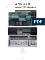 StudioLive Series III - Studio One Monitoring (TRS Addendum) V2.pdf