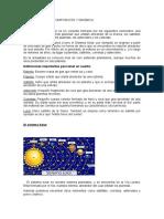GUIA EL SISTEMA SOLAR COMPOSICIÓN Y DINÁMICA