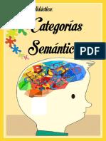 CUADERNILLO CATEGORIAS SEMÁNTICAS