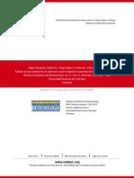Estudio de las condiciones de operación para la digestión anaerobia de residuos sólidos urbanos