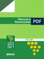 manual recenseador