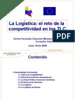 Logistica UE - 2009