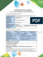 Guia de actividades y Rubrica de Evaluacion Momento 1 - Pre tarea.docx
