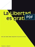 La Libertad Es Gratis - Francisco J Salinas