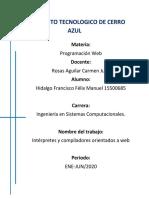 interpretes y compilador