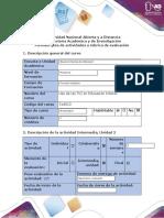Guía de actividades y rúbrica de evaluación - Paso 3 - Ejecución de APP educativa