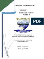 Silabo Tráfico Aéreo II.pdf