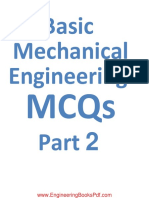 Basic Mechanical Engineering MCQs Part 2 (1)