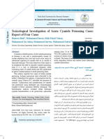Toxicological Investigation of Acute Cyanide Poisoning Cases.pdf