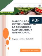 Marco legal de la Seguridad Alimentaria y nutricional (2).pptx