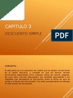 CAPITULO 3 DESCUENTO SIMPLE.pptx
