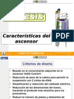 genesis Caracteristicas del ascensor.ppt
