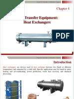 4. Heat transfer equipment