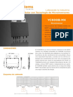 APsystems-YC600B-MX-Datasheet-Spanish