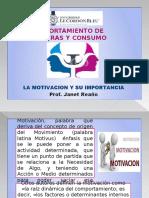 1 IMPORTANCIA DE LA MOTIVACION (1)