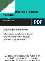 Breve Curso de Finanzas Familiar