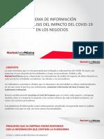 Sistema de Informacion Impacto COVID-19 MarketDataMexico