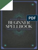 Beginner+Spell+Book