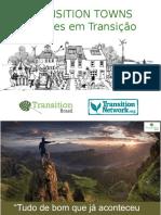 Transition Towns Talk  by  Isabela Maria Gomez de Menezes