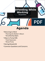 breastfeeding presentation