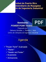 Power Point Avanzado