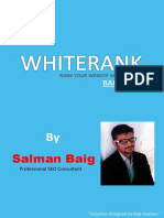 RANK YOUR WEBSITE WITHOUT ANY BACKLINK. Salman Baig. Professional SEO Consultant. _Graphics Designed by Digi Krypton _.pdf