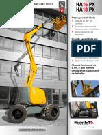 HA16-18PX-PT-BD F