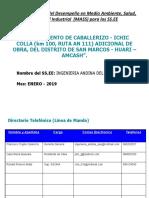 DETALLE DE ANDAMIO ARMADO