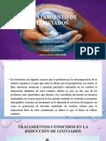 TRATAMIENTO DE LIXIVIADOS