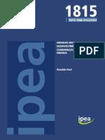 ARRANJOS INSTITUCIONAIS E DESENVOLVIMENTO O PAPEL DA COORDENAÇÃO EM ESTRUTURAS HÍBRIDAS.pdf
