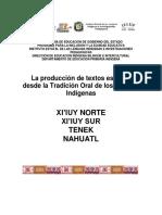 compilacion_Produccion de textos xi'iuy_Tenek y Nahuatl 2018.pdf