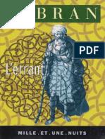 Gibran Errant, Dits et paraboles pdf.pdf