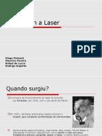 Usinagem a Laser