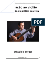 Erisvaldo Borges - Iniciação ao violão por meio da prática coletiva