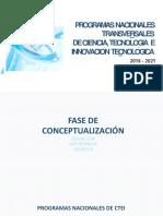 Concytec_programas
