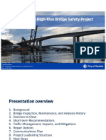 West Seattle Bridge presentation