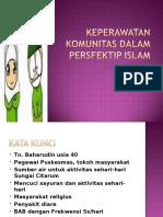 Komunitas Persfektif Islam.ppt