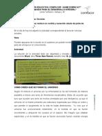 EDMODO  Actividad de Ciencias Sociales