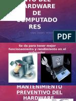 Mantenimiento del hardware de computadores.pptx