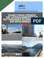 Licenças Negócios Moçambique