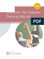 2012 Volunteer Training Manual